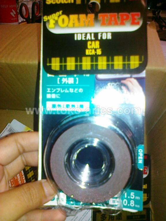 FOAM TAPE SUPER SCOTCH IDEAL FOR KCA-15