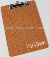 CLIP BOARD WOOD /KAYU