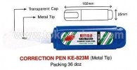 CORRECTION PEN KENKO 823 M /PCS
